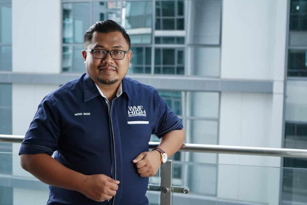 Mohd Shah Bin Dolah